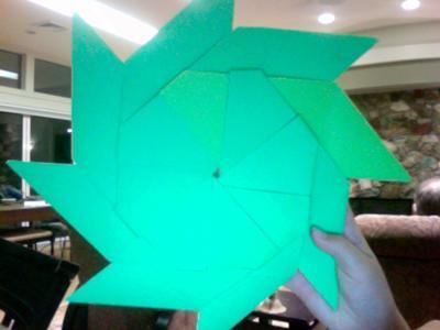Ninja/ Magic star