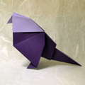 Origami Bird Instructions Video