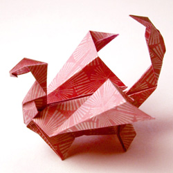 The Origami Dragon Video Below Will Show You How To Make A Great From Single Piece Of Paper This Wonderful Art Is An Original Design By