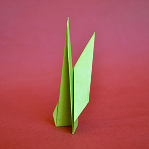Origami flower stem video instructions origami flower stem video mightylinksfo