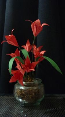 My floral arrangement
