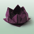 origami lotus instructions