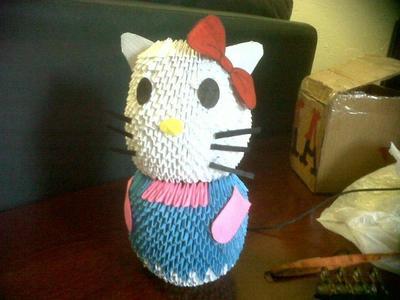 my modular hello kitty