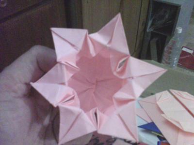 Six petal flower NEW