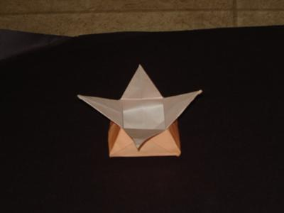 my origami business