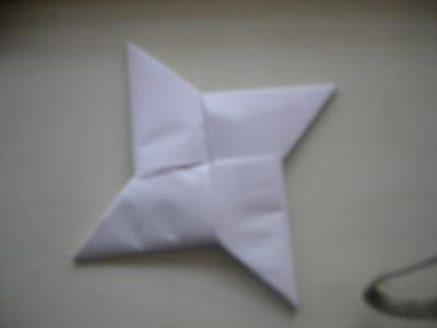 Ninja Throwing Star