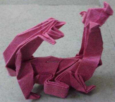 The Chinese Dragon - Peter Budai