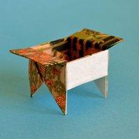 Origami Candy Dish Folding Instructions | 200x200