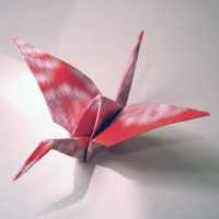 Learn to make origami online
