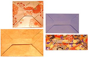 How to Make an Origami Paper Envelope | 195x300