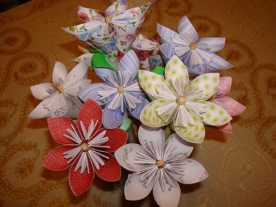 My flower bouquet