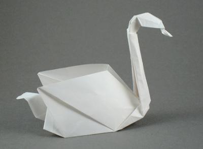 Swan design by Hoang Tien Quyet